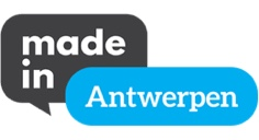 Made in Antwerpen logo