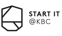 Start it @KBC logo